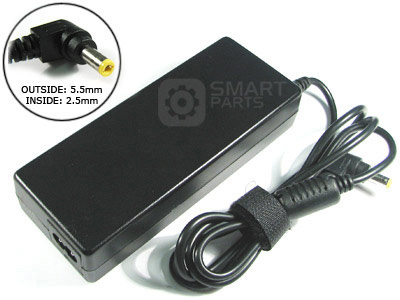 AC11 - AC Power Adapter for Acer - Aspire - 1313 Laptop (3.42A, 5.5x5.5Tip, 19Volts, 65W)