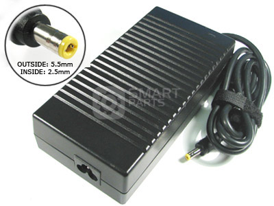AC13 - AC Power Adapter for Acer - Aspire - 1620LMI Laptop (7.1aa, 5.5 x 2.5mm, 19v)