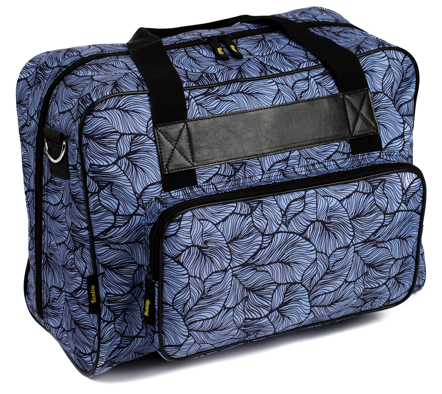 Kenley Padded Sewing Machine Tote Bag Carrying Case