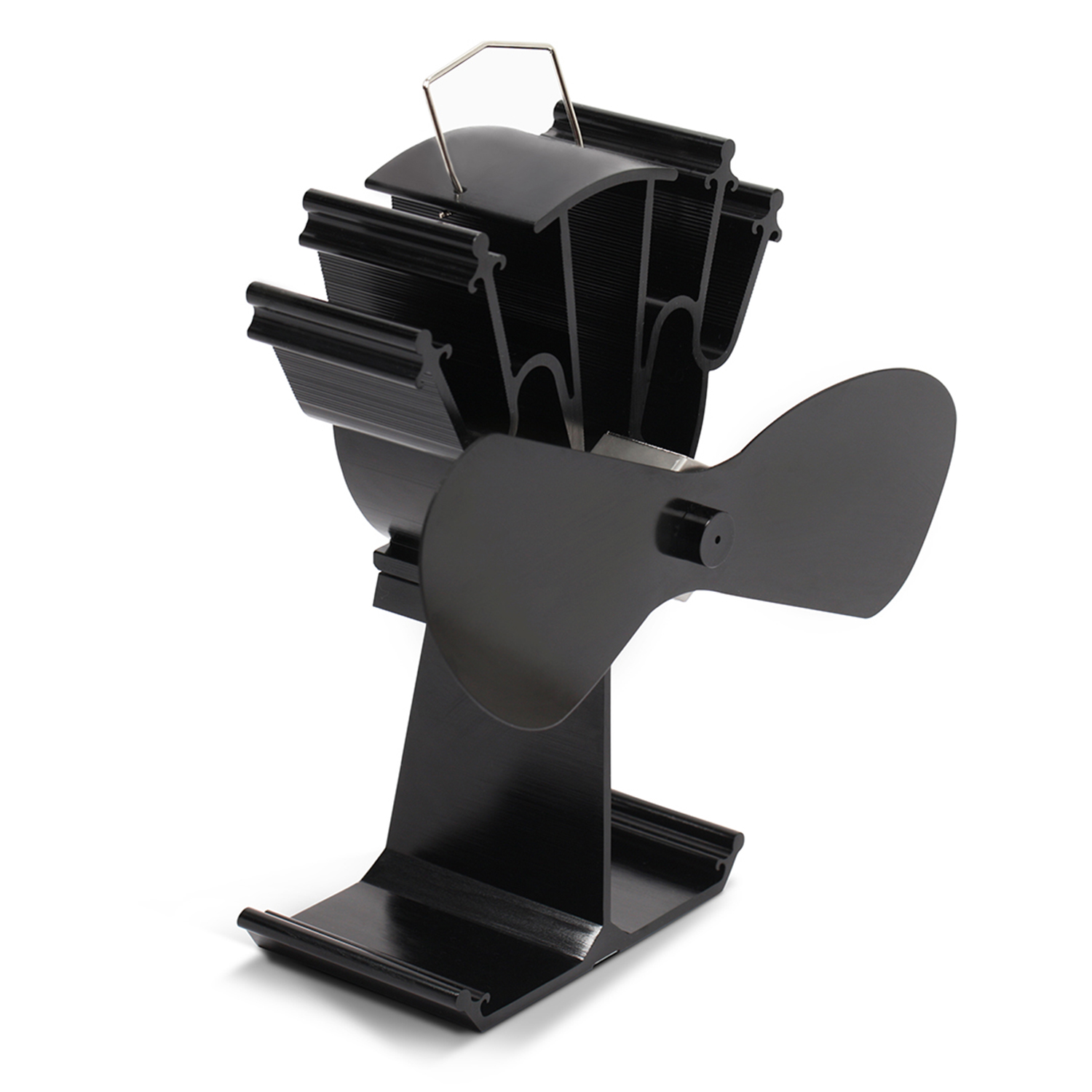kenley ventilateur fan cologique pour po le bois gaz charbon 2 4 h lice ebay. Black Bedroom Furniture Sets. Home Design Ideas