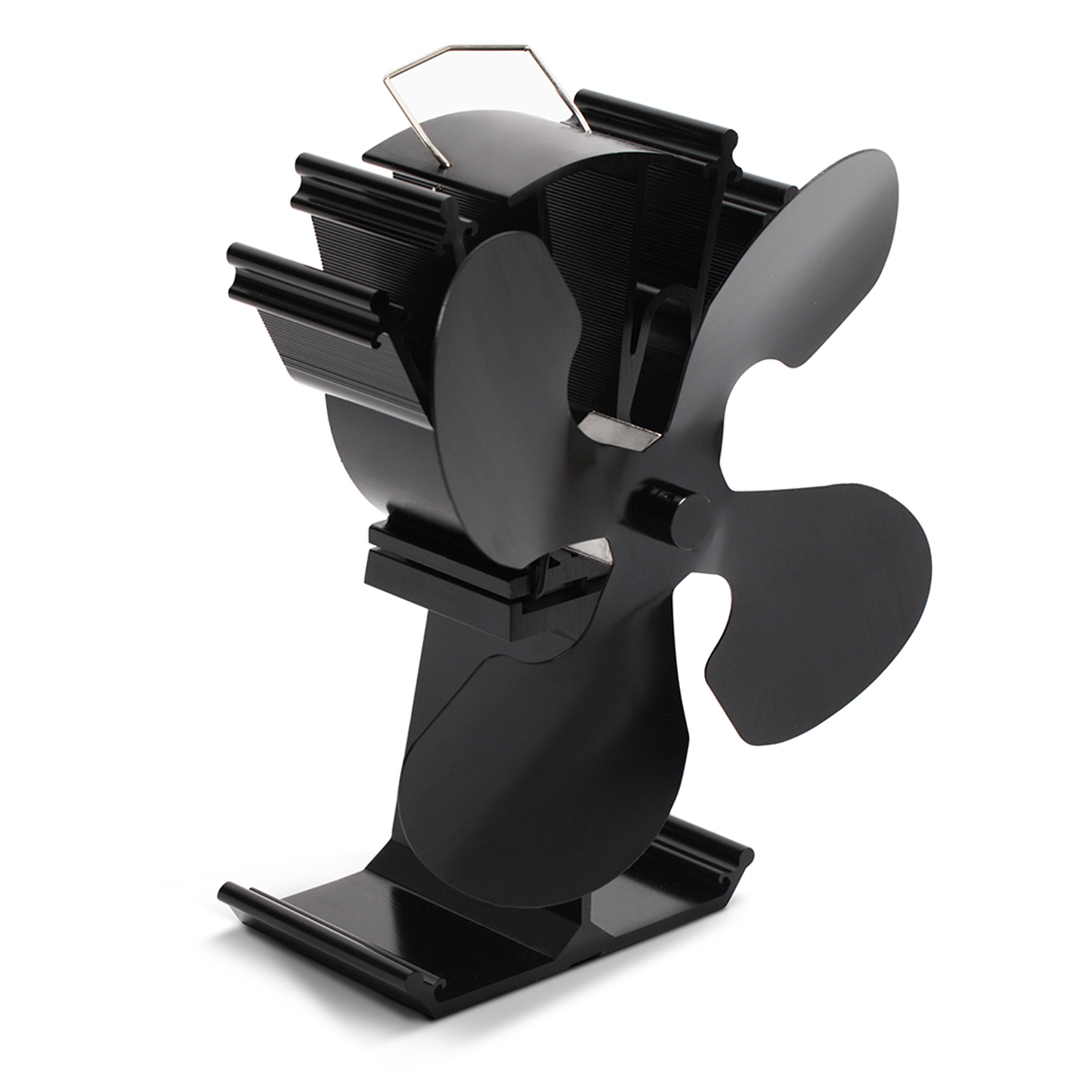 kenley ventilateur fan cologique pour po le bois gaz. Black Bedroom Furniture Sets. Home Design Ideas