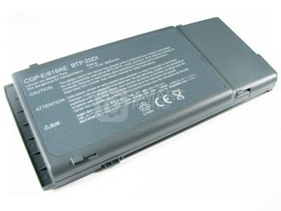 BA03 - Battery for Acer - TravelMate - 332T Laptop (3600mA, Grey, Li-ion, 10.8V)
