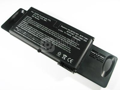 BA07 - Battery for Acer Laptops (4400mA, Black, Li-ion, 11.1V)