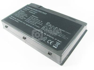 BA24 - Battery for Acer - Aspire - 3612LC Laptop (4400mA, Grey, Li-ion, 14.8V)